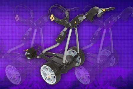 Powakaddy FW7 EBS Electric Trolley