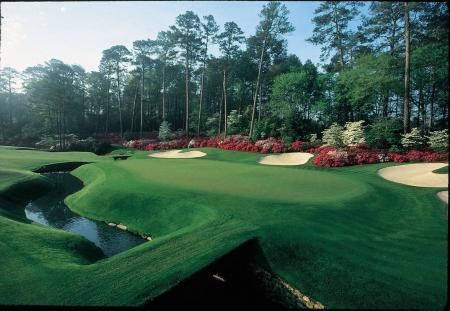 The Masters Thursday's Tee Times and Pairings