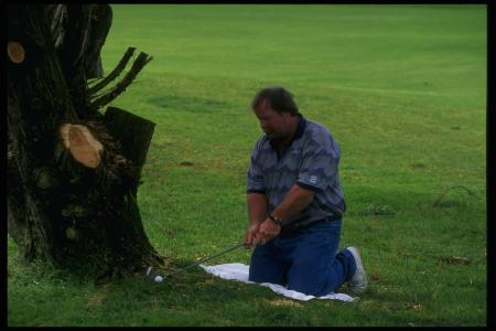 Golf's Strangest Rules