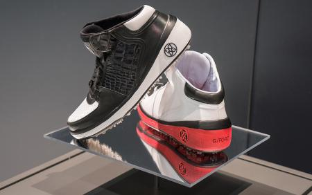 The G/Fore Crusader High Top Golf Shoes