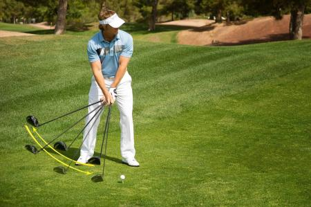Jeff Ritter: Golf Backswing Power Secret