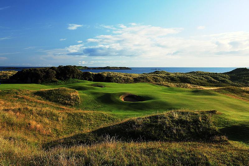 Night  golf comes to Northern Ireland