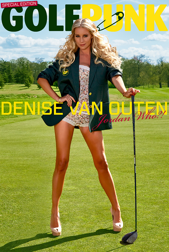 Denise Van Outen: Swingin' Siren