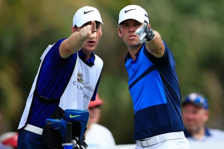 Paul Casey pressing for the Olympics