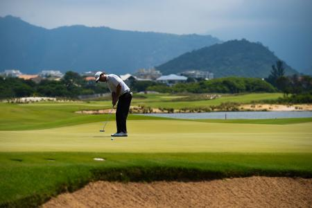 Olympic Golf Course Tested Before 2016 Rio Games