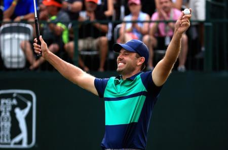 Charl Schwartzel roars back from 5 behind to win Valspar