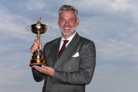 Darren Clarke to launch Ryder Cup Trophy Tour