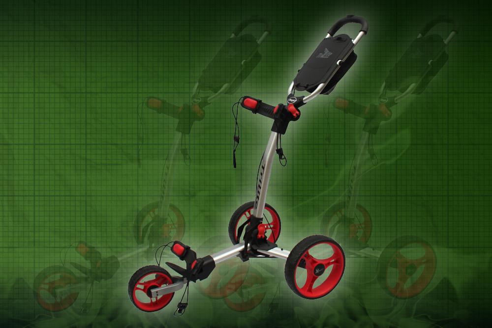 Axglo Trilite Push Trolley
