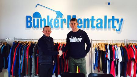 Bunker Mentality make their third Tour Pro signing