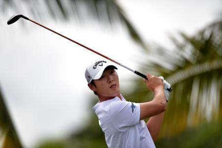 Danny Lee Donates $90,000 to New Zealand Golf Development