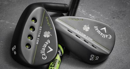 Callaway St. Patricks Day Ltd Edition MD3 Wedge