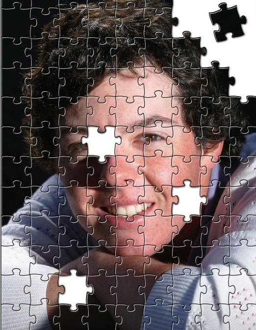 Rory McIlroy's bedroom jigsaw triumph
