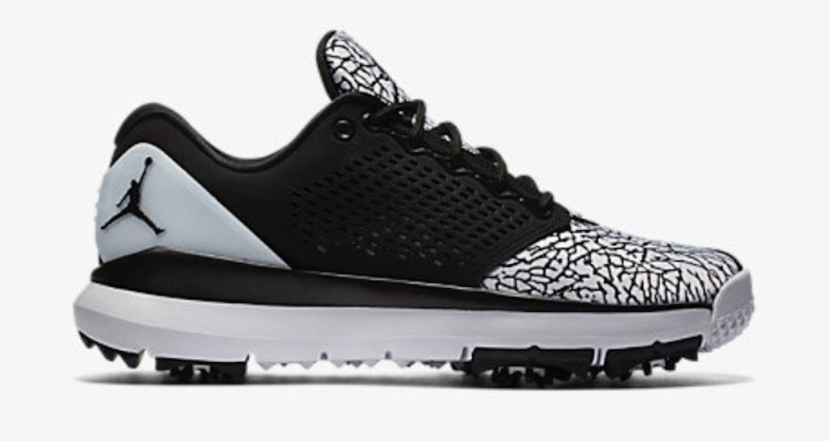 new jordan trainer st golf shoes golfpunkhq. Black Bedroom Furniture Sets. Home Design Ideas