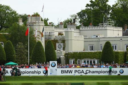 BMW R2 tee times & R1 highlights