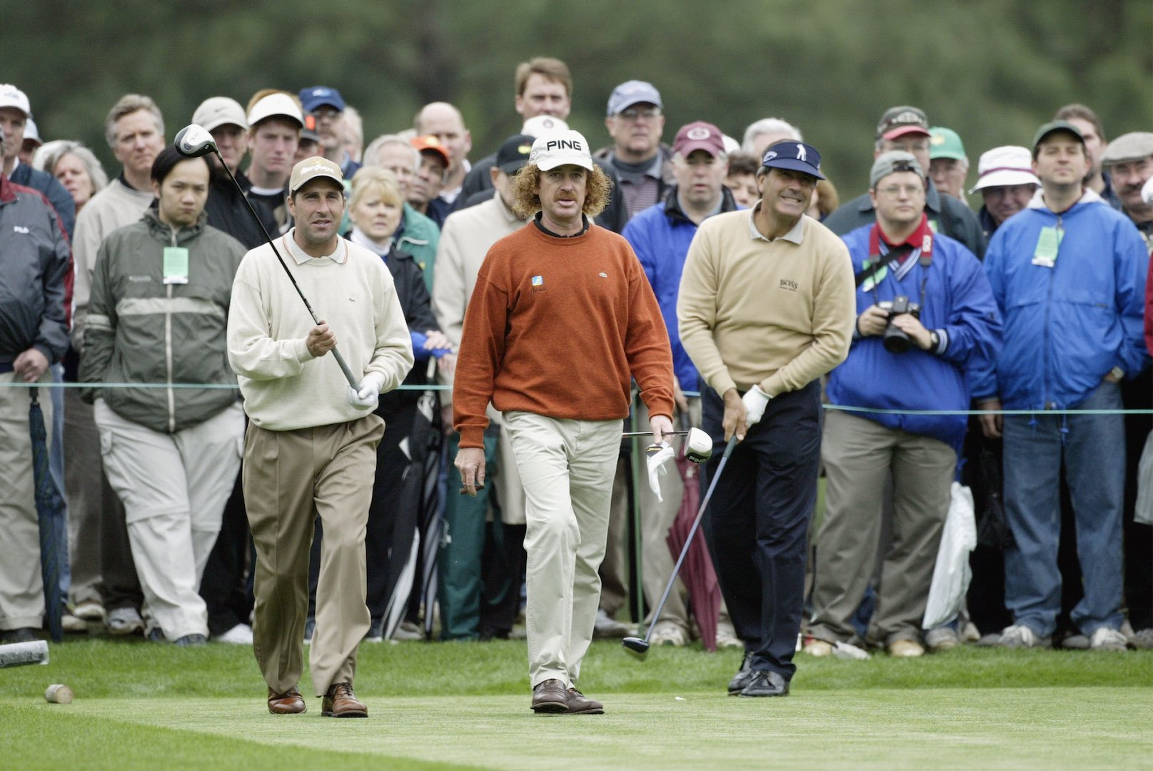Breaking News: Olazabal to miss the Masters