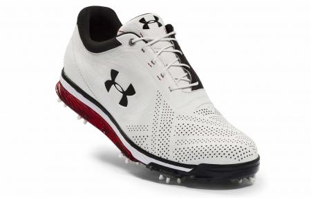 Jordan Spieth's been wearing smart golf shoes
