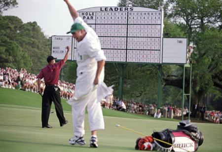 Steve Williams sends Tiger mixed messages