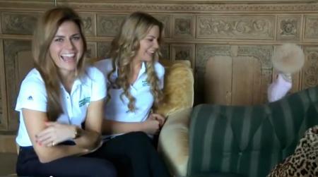 Charlotte Jackson & Zoe Hardman meet Valdy