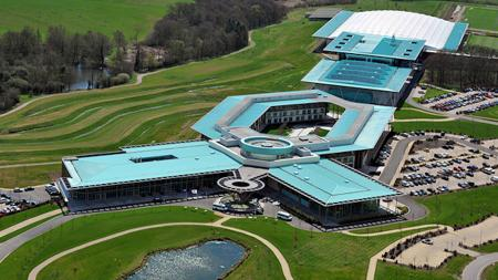 FA Commission Survey to see if there is demand for 9 hole course at St George's Park