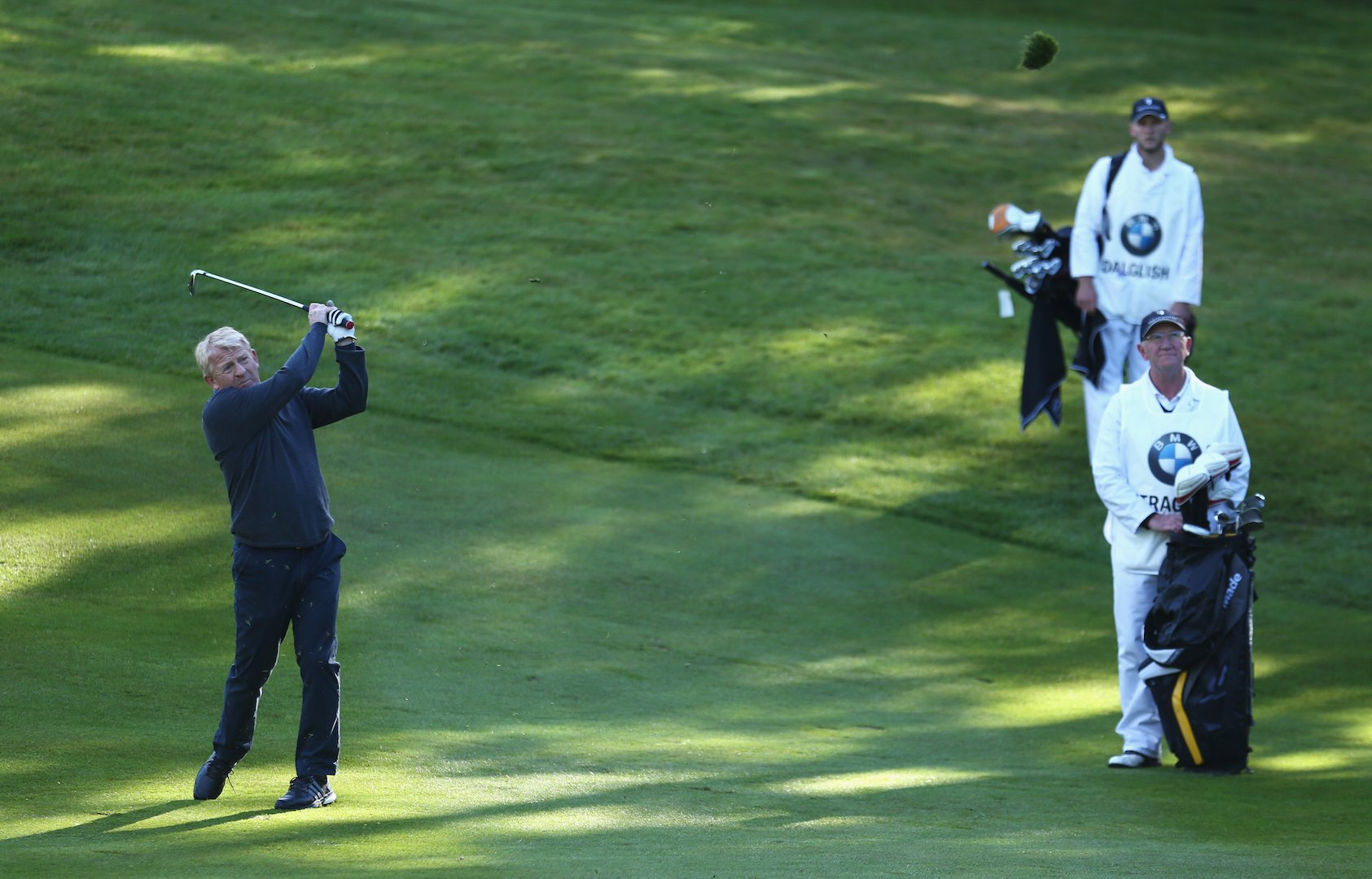 Gordon Strachan's golf nightmare