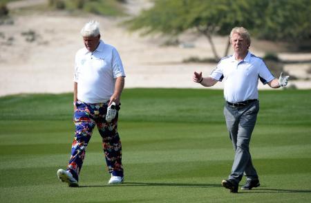 Gordon Strachan's golf nightmare