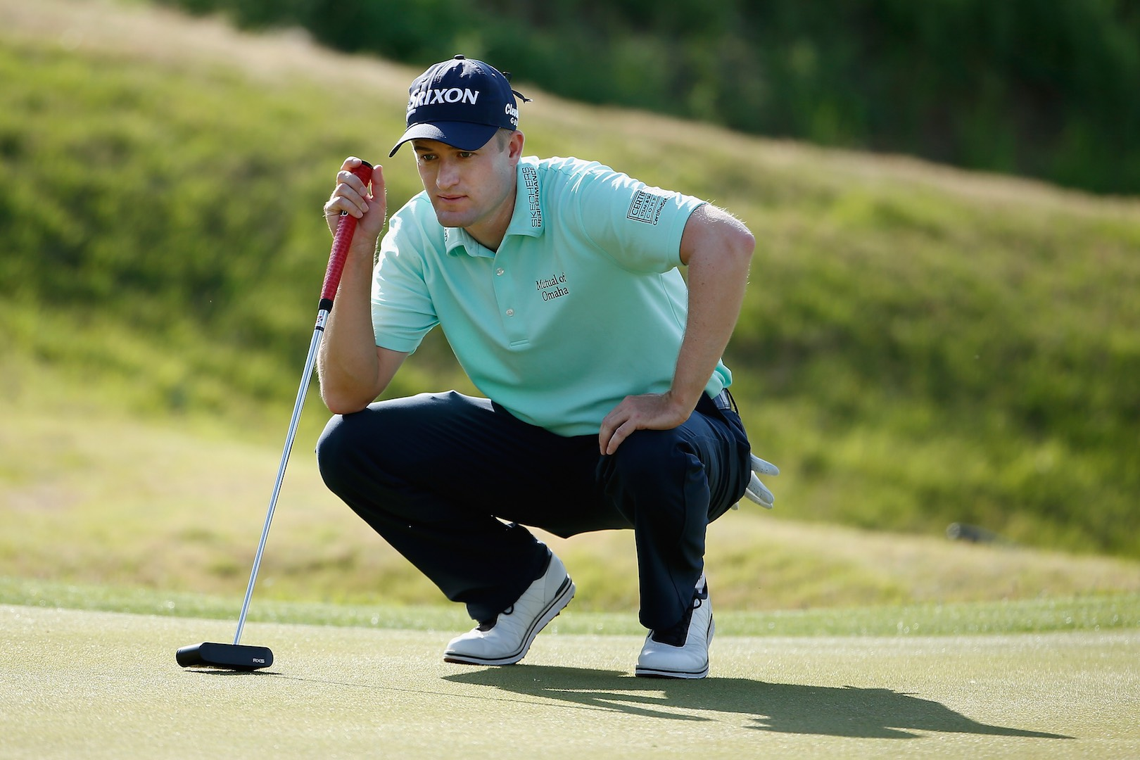 Russell Knox's Cure Putter