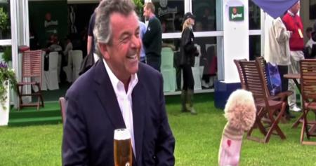 Valderrama Meets... Tony Jacklin CBE