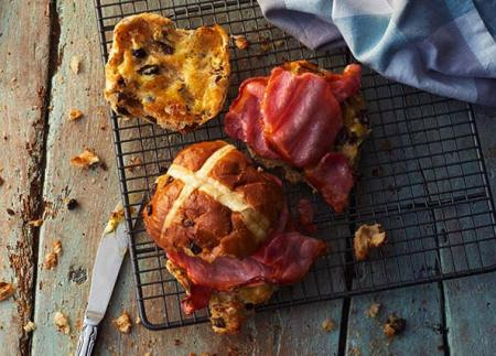 Easter Special - the bacon buttie