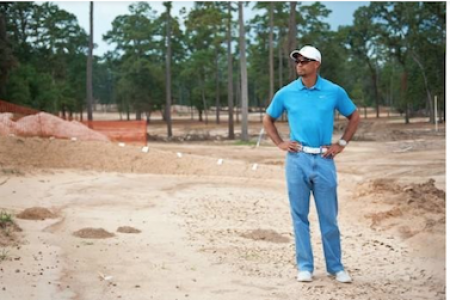 Tiger Woods' North Carolina Golf Development up for sale