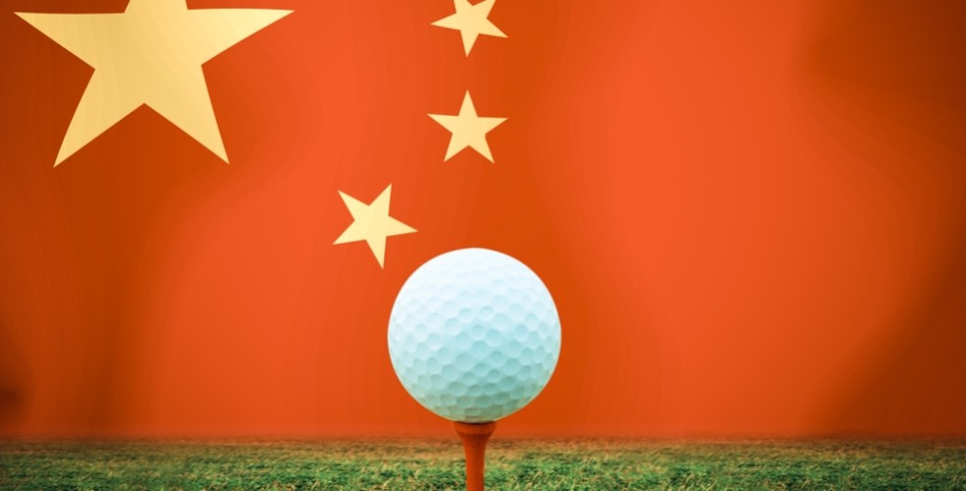 Golf is now compulsory in a Chinese school