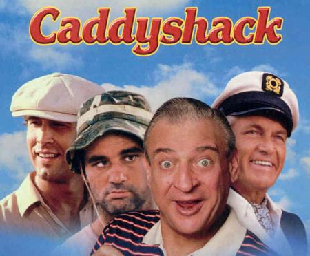 Shock horror – Bill Murray's son has never watched Caddyshack!