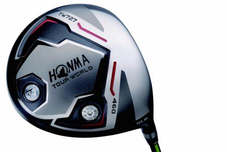 The Sunday Driver: Honma TW 727 Driver's