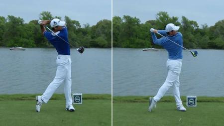 The Two Best Swings In Golf?