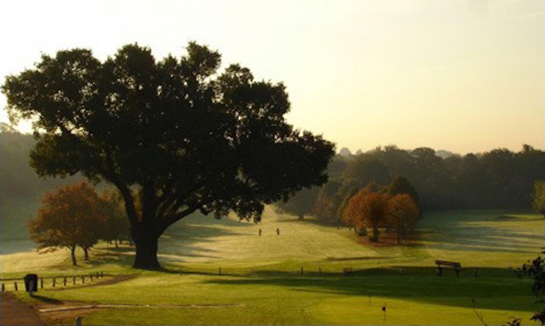Beckenham Place Golf Club occupied
