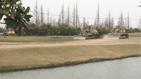 Chinese crackdown on golf courses continues