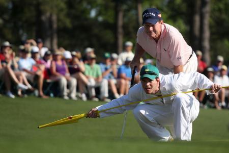 Tom Watson's Augusta National swansong