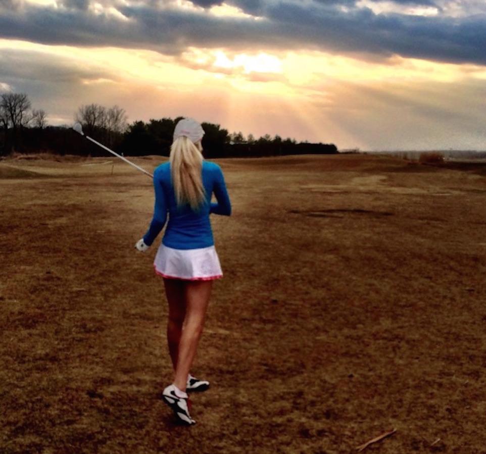 Golf's Top 10 Swingin Sirens
