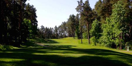 World's Narrowest Fairway Opens In Latvia