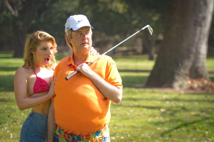 Adam Scott Takes On Jon Daly In Made For TV Match