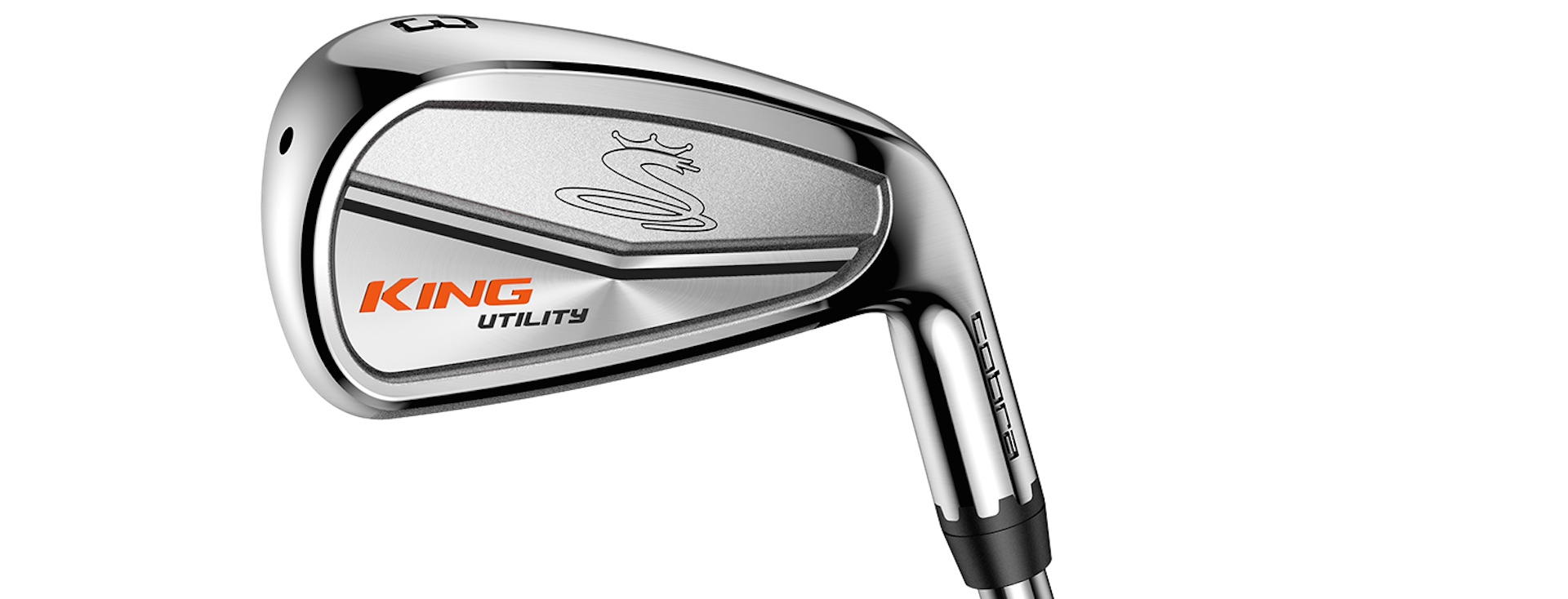 Cobra King Utility Driving Iron