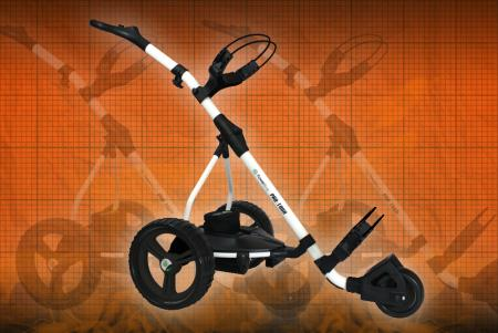 POWER BUG ULTRAV ELECTRIC TROLLEY