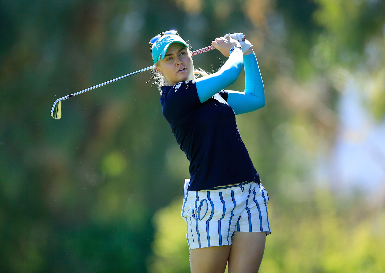 Lexi Thompson leads LPGA first major of the year