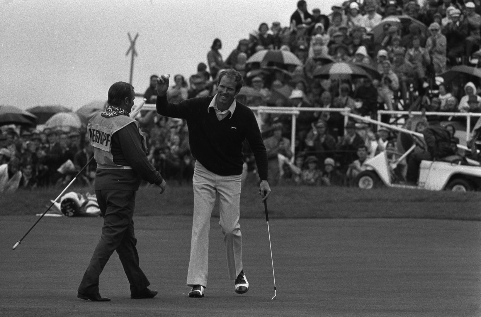 Golf's Top 20 Augusta Masters Dramas