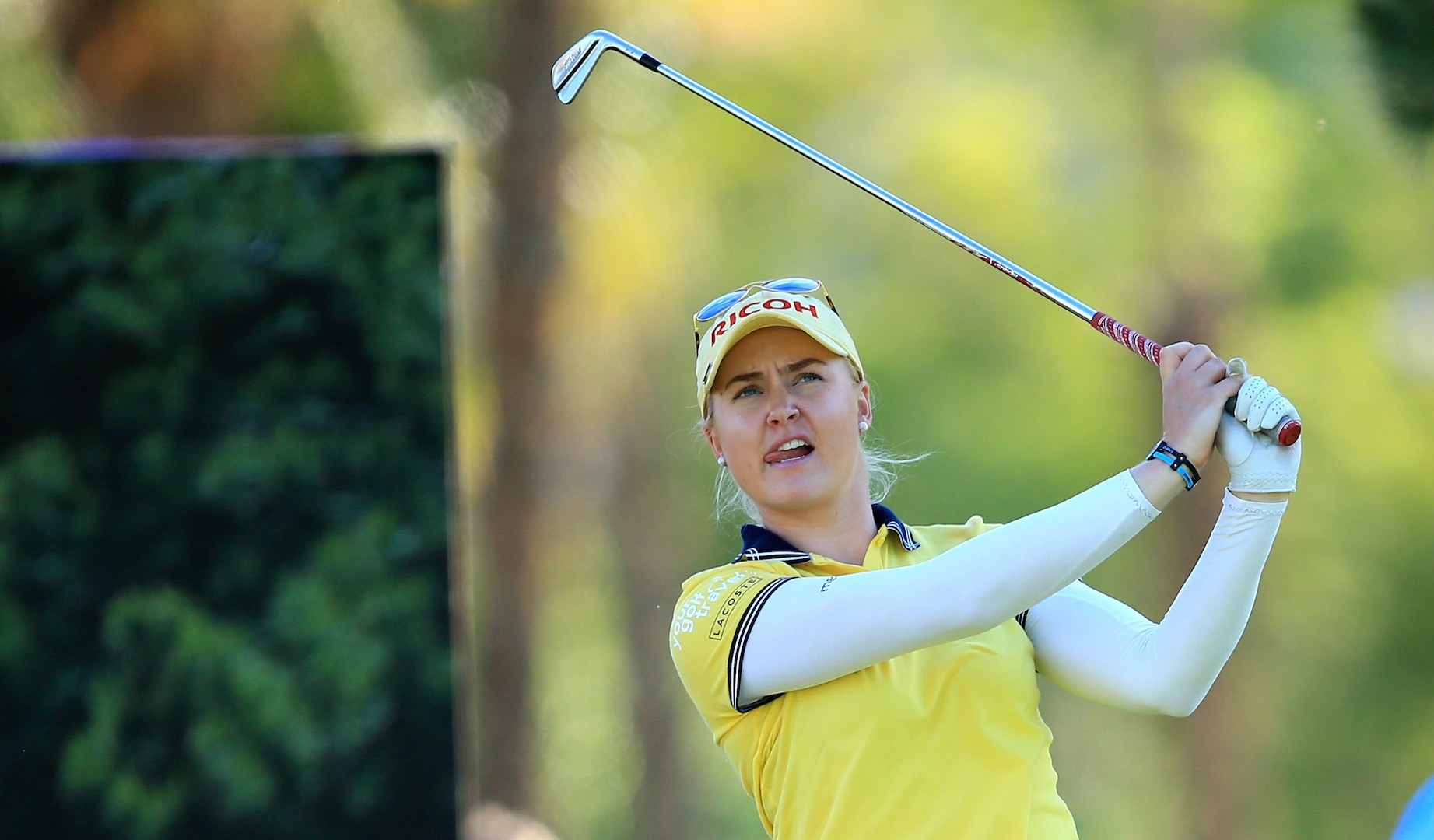 Lexi Leads at ANA Inspiration