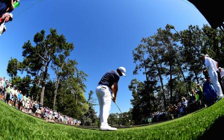 Rory Makes Ace In Masters Practice Round!