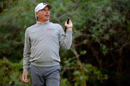 Fred Couples out of The Masters