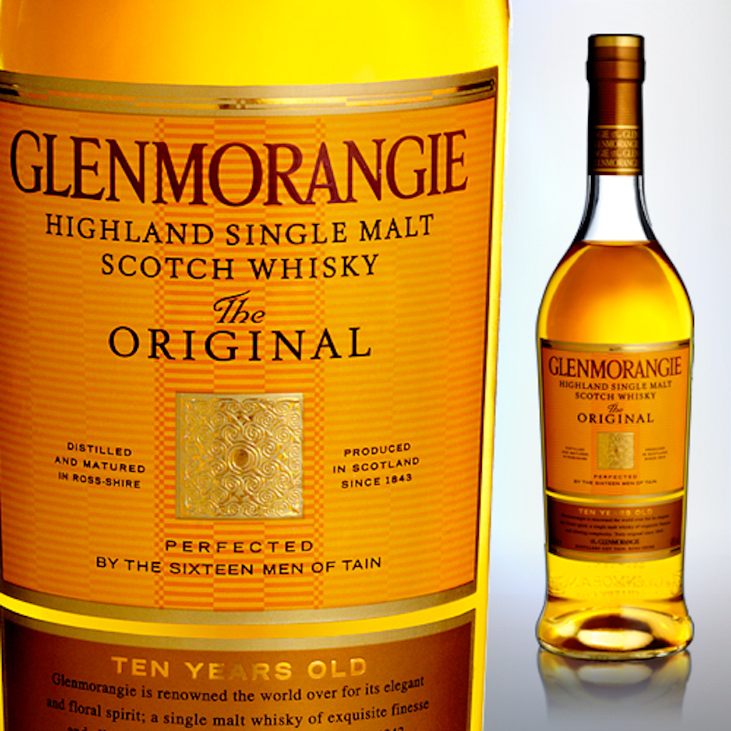 Justin Rose is Glenmorangie's new global ambassador