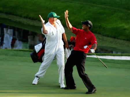 The shots that made Masters history