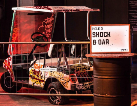 Junkyard Golf Club comes to London
