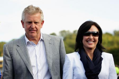 Colin Montgomerie getting divorced for the second time